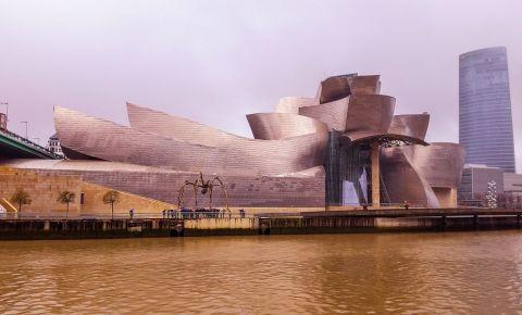 Muzeul Guggenheim din Bilbao