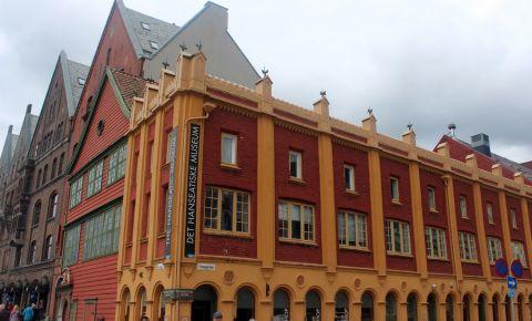 Muzeul Hanseatic din Bergen