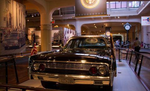 Muzeul Henry Ford din Detroit