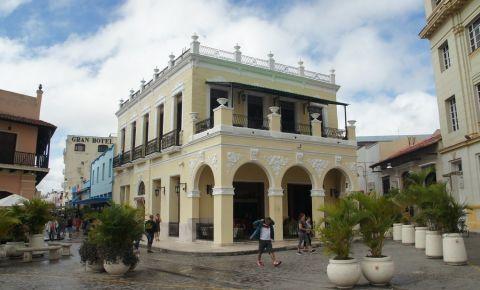Muzeul Ignacio Agramonte din Camaguey