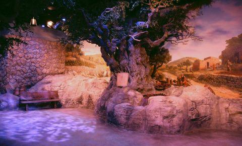Muzeul in Aer Liber din Nazaret