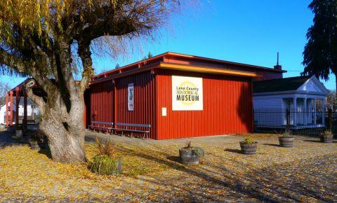 Muzeul Istoric Lane County din Eugene