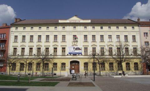 Muzeul Janos Damjanich din Szolnok