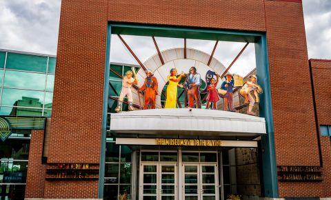 Muzeul Jazzului din Kansas City