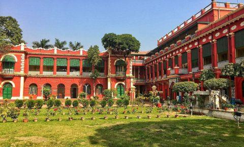 Muzeul Jorasanko Thakur Barin din Calcutta