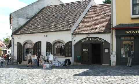 Muzeul Kmetty din Szentendre
