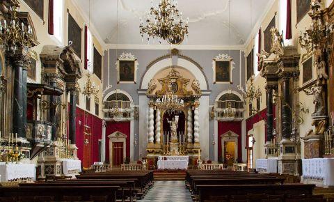 Muzeul Manastirii Franciscane din Dubrovnik