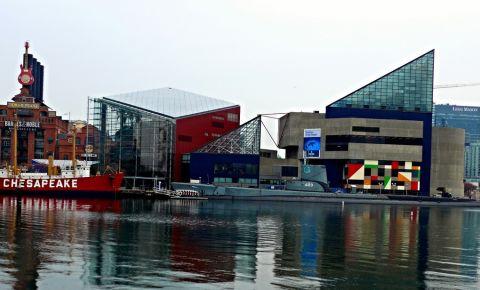 Muzeul Maritim din Baltimore