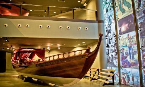 Muzeul Maritim din Bilbao
