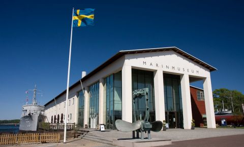 Muzeul Maritim din Karlskrona