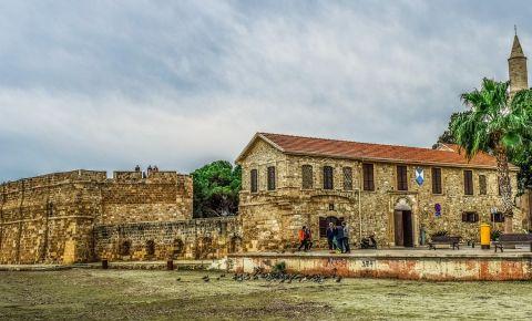 Muzeul Medieval din Larnaca