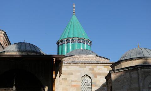 Muzeul Mevlana din Konya