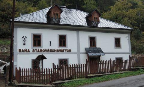 Muzeul Mineritului din Banska Stiavnica