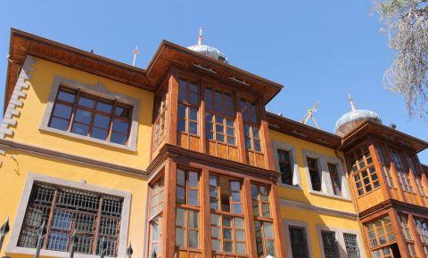 Muzeul Mustafa Ataturk din Konya