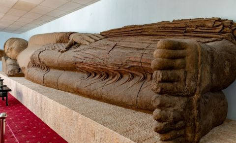 Muzeul National al Antichitatilor din Dusanbe