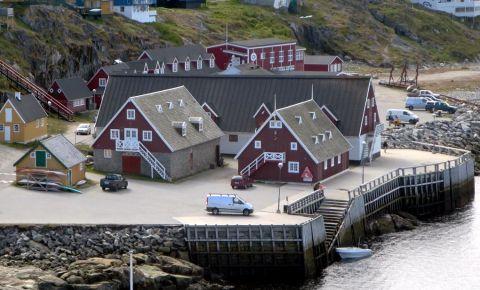 Muzeul National al Groenlandei din Nuuk