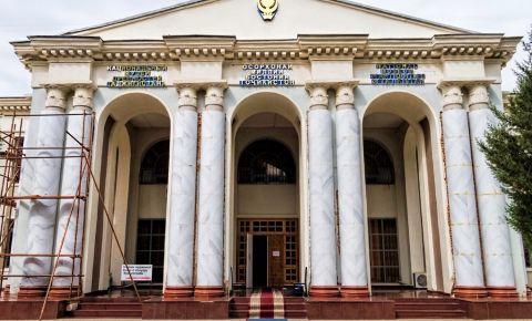Muzeul National Bekhzod din Dusanbe