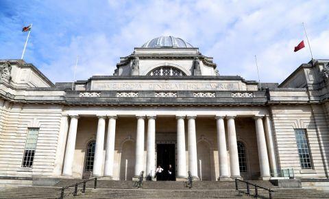 Muzeul National si Galeriile Tarii Galilor din Cardiff