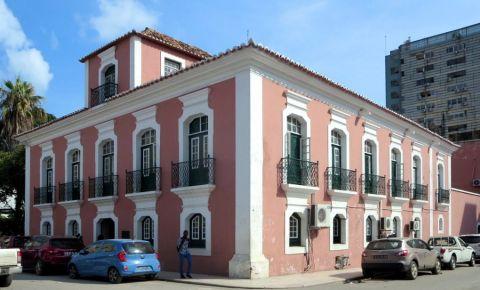 Muzeul National de Antropologie din Luanda