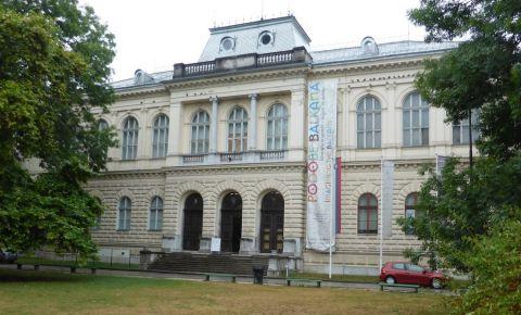 Muzeul de Istorie Naturala din Ljubljana