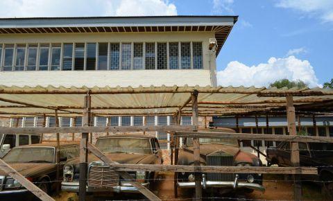 Muzeul National din Kampala