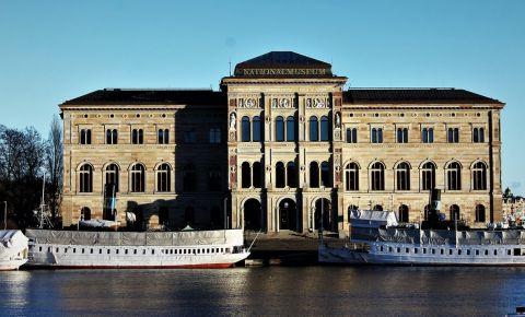 Muzeul National din Stockholm