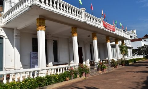 Muzeul National din Vientiane
