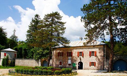 Muzeul Njegoss din Cetinje