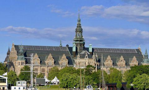 Muzeul Nordic din Stockholm