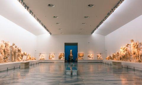 Muzeul Olympia Antica din Peloponez