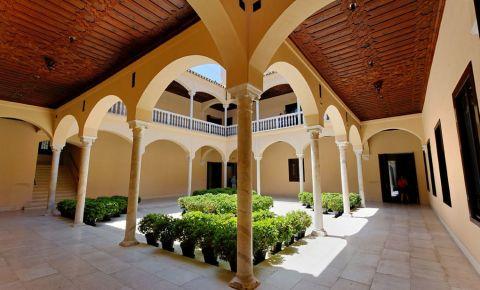 Muzeul Pablo Picasso din Malaga