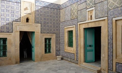 Muzeul Palatului Essid din Sousse