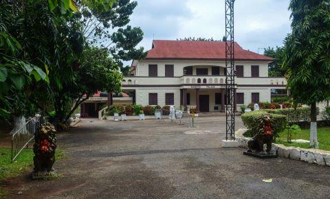 Muzeul Palatului Manhyia din Kumasi