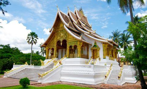 Muzeul Palatului Regal din Luang Prabang