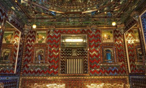 Muzeul Palatului din Udaipur