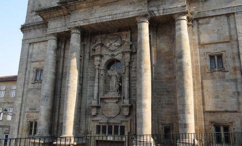 Muzeul Pamantului Sfant din Santiago de Compostela