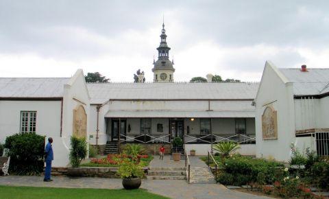 Muzeul Paul Kruger din Pretoria