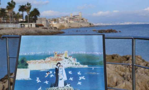 Muzeul Peynet din Antibes