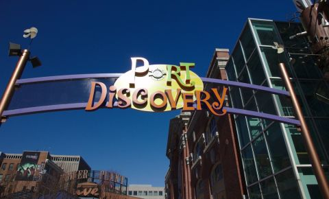Muzeul Port Discovery din Baltimore