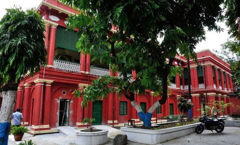 Muzeul Rabindra Bharati din Calcutta