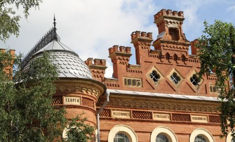 Muzeul Regional din Irkutsk