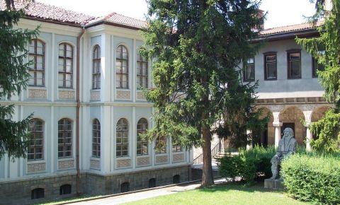 Muzeul Renasterii Nationale din Veliko Tarnovo