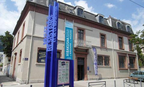 Muzeul de Rezistenta si Deportare din Grenoble