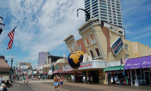 Muzeul Ripley din Atlantic City