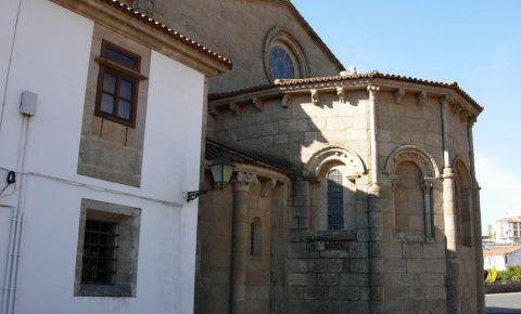 Muzeul Santa Maria De Sar din Santiago de Compostela