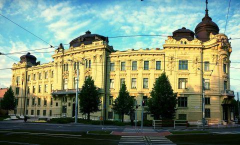 Muzeul Slovaciei de Est din Kosice