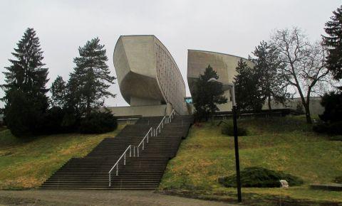 Muzeul SNP din Banska Bystrica