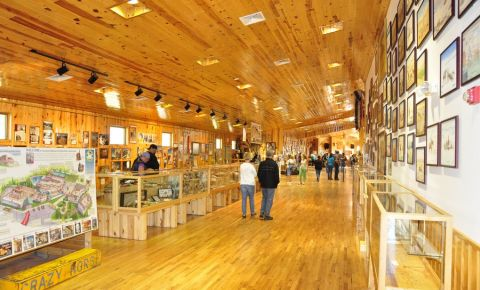 Muzeul Sturgis din Black Hills