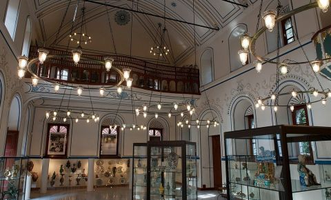 Muzeul Suna din Antalya