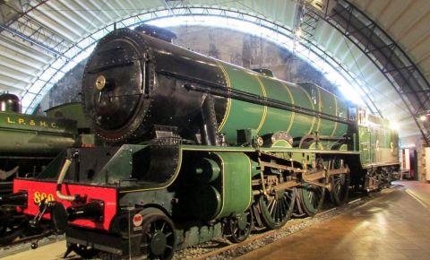 Muzeul Transporturilor din Belfast